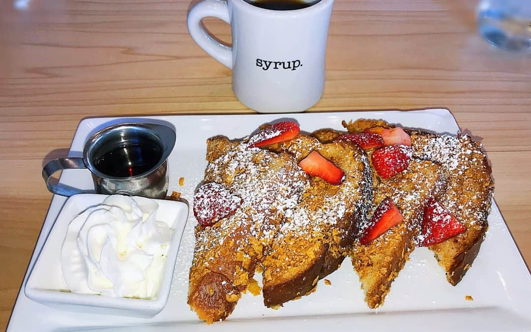 A little more Syrup, please: OKC's new breakfast joint hits the spot