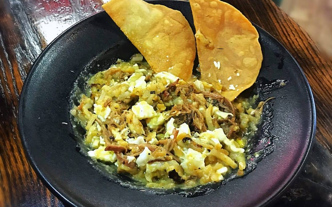 Hacienda Tacos serves up an amazing New Mexican brunch
